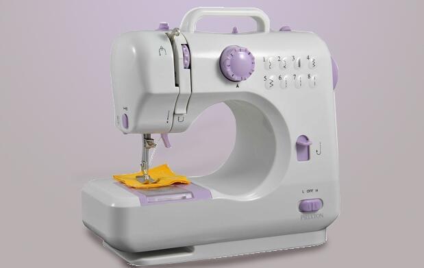 Máquina de coser. ¡Fácil y manejable!