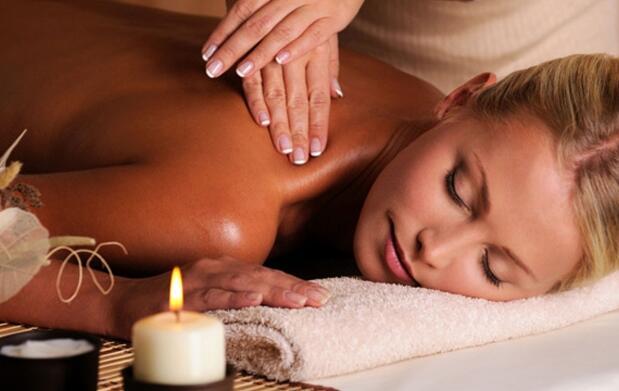 Relax con masaje tradicional balinés