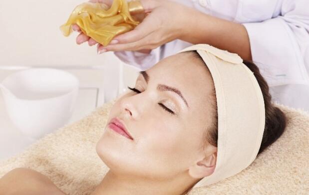 Peeling corporal o limpieza facial