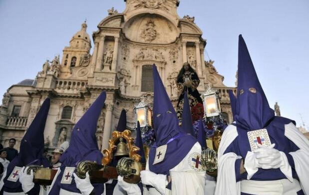 Semana Santa soleada en Murcia para 2