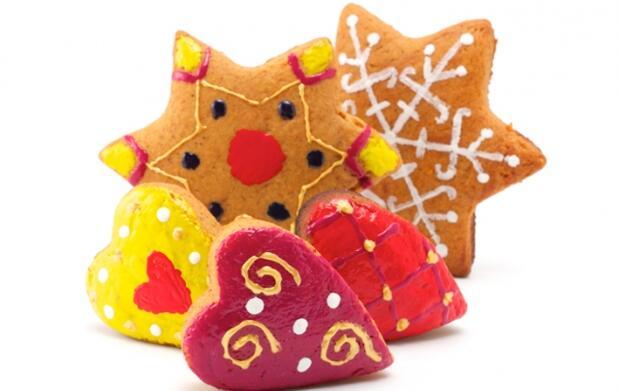 Taller de galletas con Aliatar