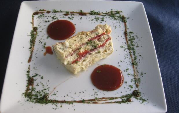Delicioso menú para dos