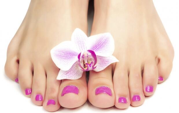 Esmaltado permanente de pies o manos