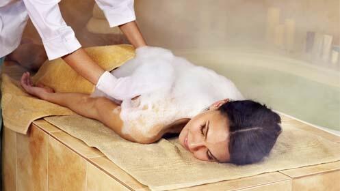 Peeling corporal y masaje con opción a peeling facial