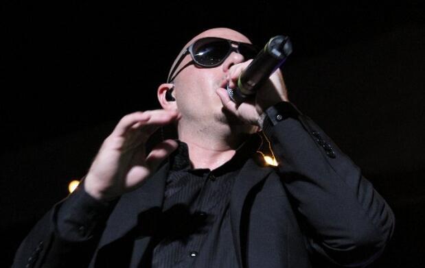 Pitbull en Gijón