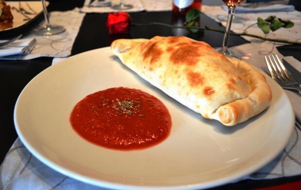 Menú italiano para dos personas
