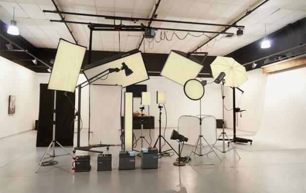 Alquiler de estudio de fotografía