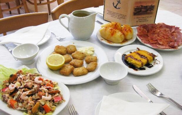 Riquísimo menú gallego para 2