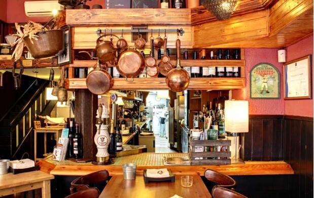 Menú Mesas Top de Asturias