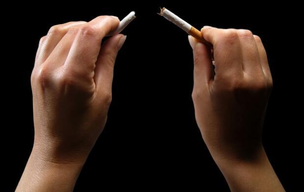 Empieza a ahorrar. Di adiós al tabaco