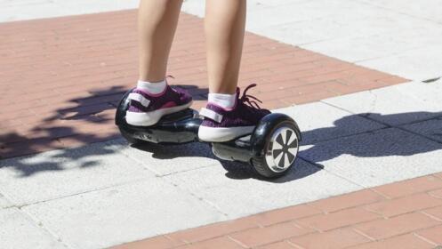Ruta en Hoverboard