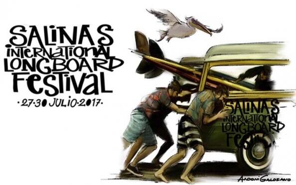 Abono Salinas Longboard Festival