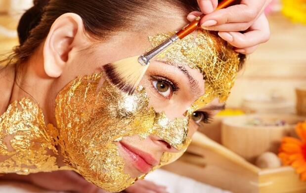 Tratamiento facial y corporal de Oro