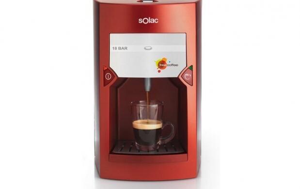 Cafetera espresso monodosis Solac