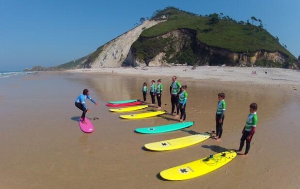 ¡Aprende, disfruta, comparte, surfea!