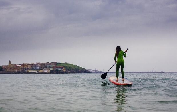 Bautismo de paddle surfing