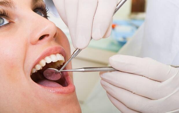 Limpieza, fluoración y revisión bucal