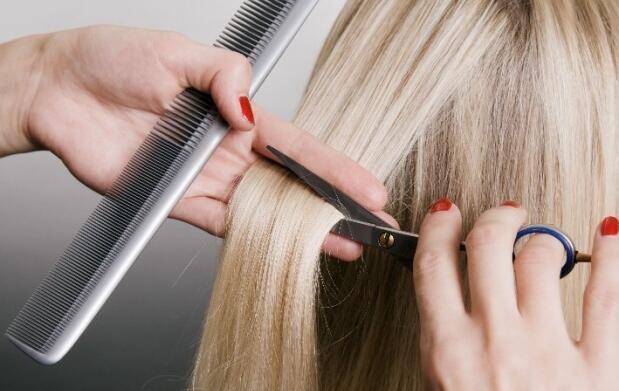 Sesión completa de peluquería con corte y tinte o mechas