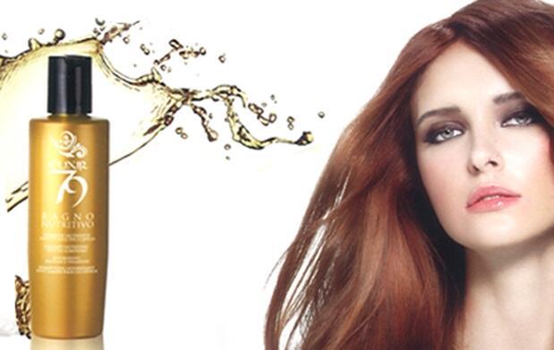 Tratamiento oro para el cabello