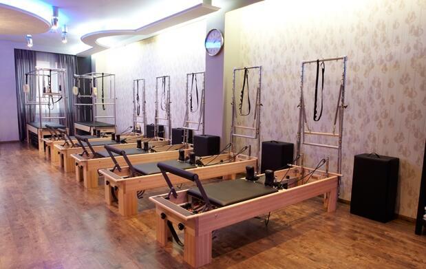 8 clases de pilates con máquinas