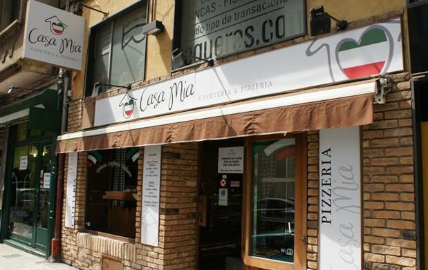 Menú italiano para 2 a domicilio