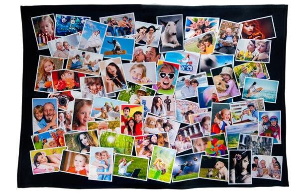 Manta personalizada con tu foto favorita
