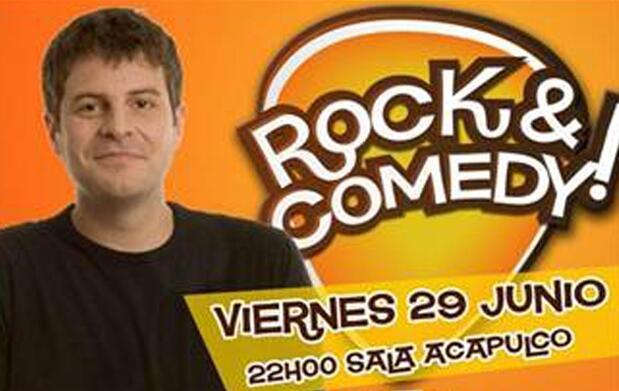 Rock & Comedy Final de Temporada