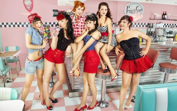 Música con Raíces: The Ladies