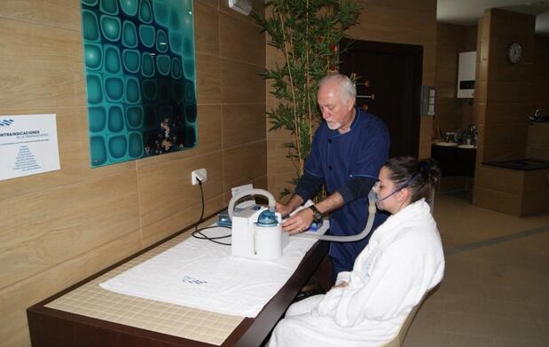 Bono sesiones de tratamiento de arcilla o agua de mar