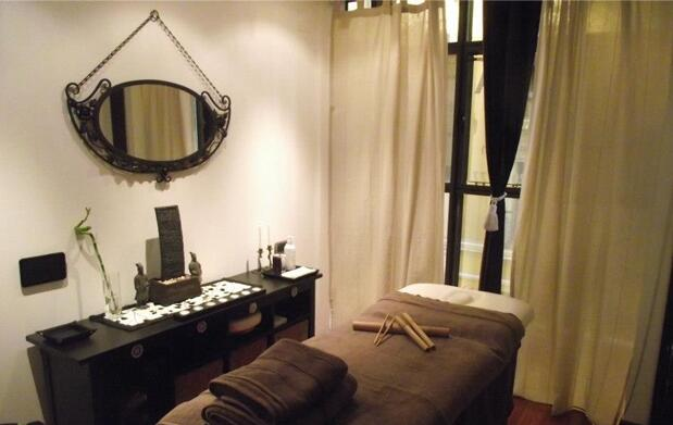 Masaje descontracturante o masaje 4 manos