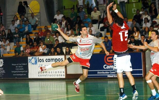 Gijón Jovellanos contra Ars Palmanaranja