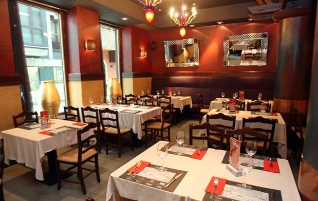 Delicias italianas para 2 en el Carmen