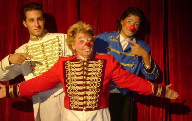 Circo Soledad Cardinali