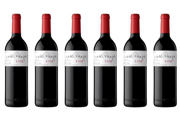 Caja de 6 botellas de Lealtanza Reserva
