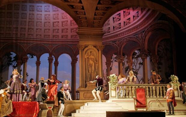 Rigoletto de Giuseppe Verdi en Gijón
