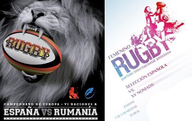 Partidos de las Selecciones de Rugby