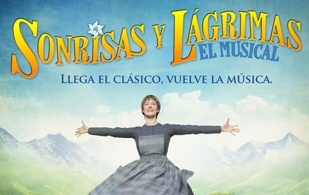 Sonrisas y Lágrimas el musical en Gijón