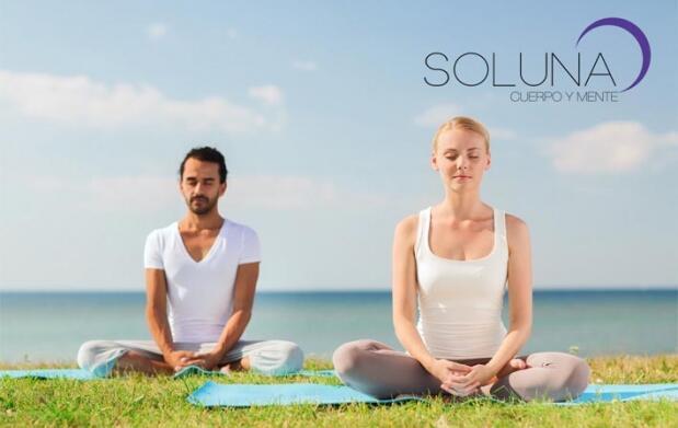 1 mes de yoga, taichi, aerosoluna pilates o fitness