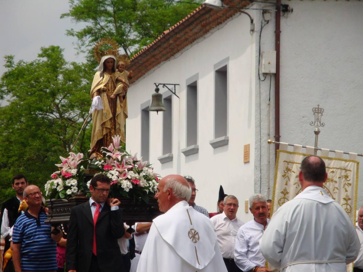 El Oriente asturiano celebra la festividad de Nuestra Señora del Carmen