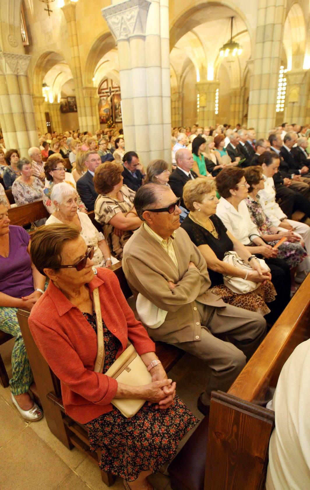 Gijón celebra la festividad de Nuestra Señora del Carmen