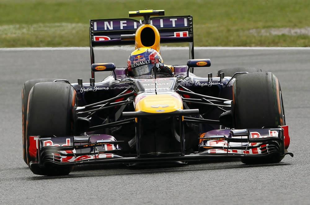 El espectáculo de la Fórmula 1 en el GP de España