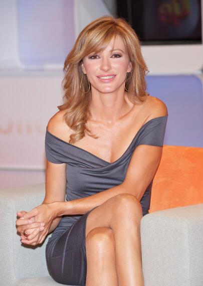 Susanna Griso periodista y presentadora de televisión