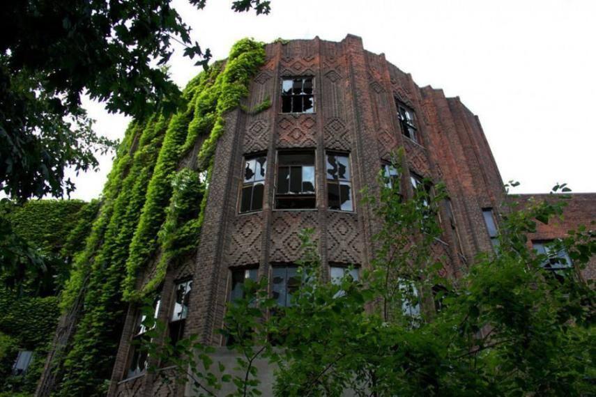 Los 30 lugares abandonados más bonitos del mundo