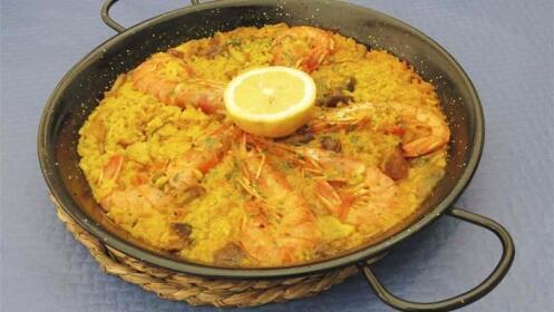 Menú para dos en Luanco