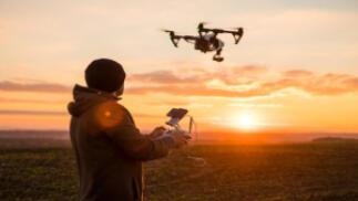 Curso online de pilotaje recreativo de drones