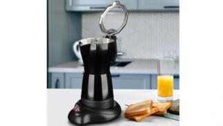 Cafetera italiana eléctrica
