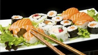 Menú japonés para dos en Oviedo
