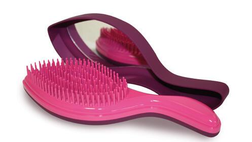Cepillo Glydelle Brush, ¡No más tirones de pelo!