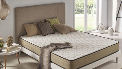 Colchón viscoelástico Luxury Bamboo