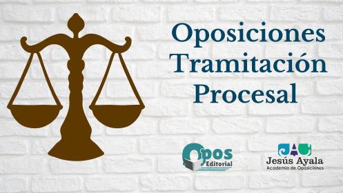 Curso online para oposiciones de Tramitación Procesal y Administrativa